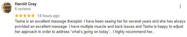 Chiropractic Clarkesville GA Patient Testimonial at A Garden For Wellness
