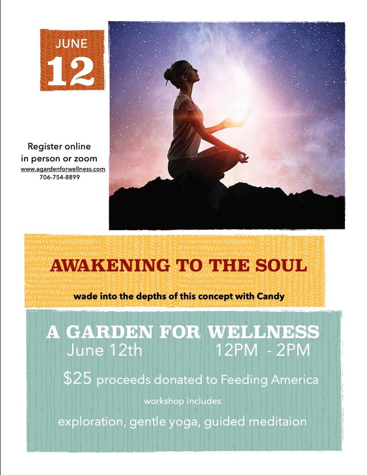 A Garden For Wellness Awakening The Soul
