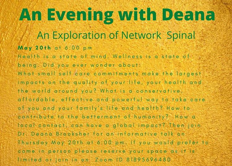 A Garden For Wellness Evening With Deana